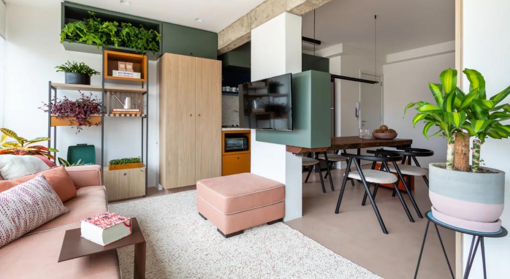 Arquiteto dá dicas de como decorar apartamento pequeno